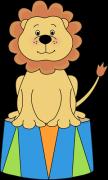 circus-lion