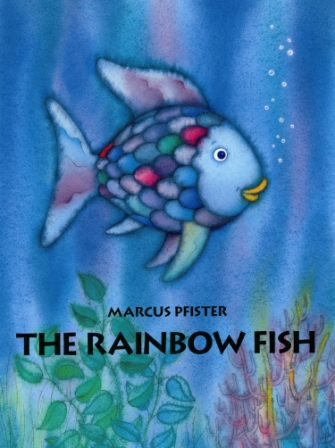 301 moved permanently for Rainbow fish children s book