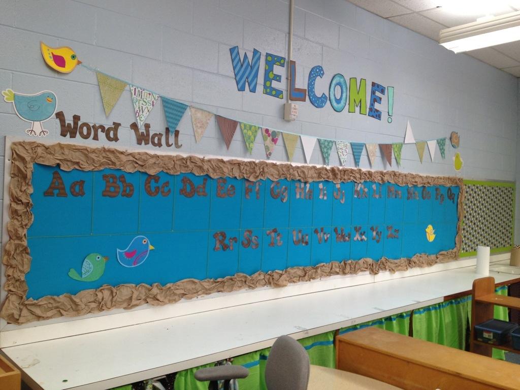 Art Classroom Decoration Ideas Of Bird Classroom Decor Green Bean Kindergarten