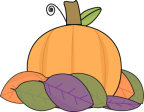 small-pumpkin-with-autumn-leaves