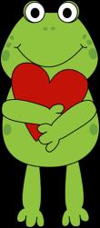 valentine-frog